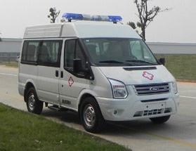 江铃全顺牌JX5049XJHMJ型救护车