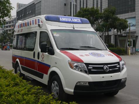 东风牌EQ5040XJH5A1型救护车