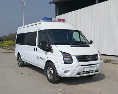 福特V348囚车-1